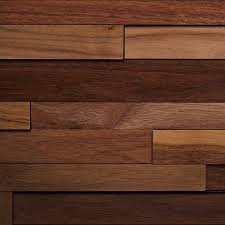 wall wood home