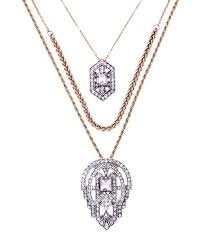 great necklace fashion jewelry great gatsby layer necklace