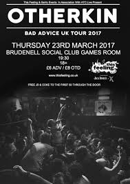 otherkin plus guests gig at leeds brudenell social club