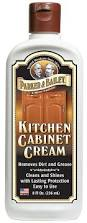 What Can I Use To Clean Grease Off Kitchen Cabinets Amazon Com Parker U0026 Bailey Kitchen Cabinet Cream 8oz Everything Else