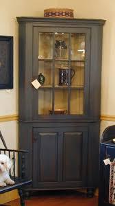 Kitchen Curio Cabinets by Best 25 Corner Cupboard Ideas On Pinterest Kitchen Corner