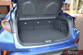 nissan micra luggage capacity 2017 toyota c hr luggage space forcegt com