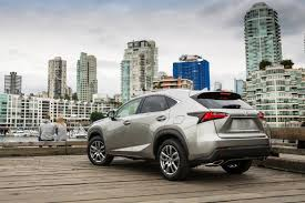lexus atomic silver nx 2015 lexus nx200t in atomic silver color static rear left view