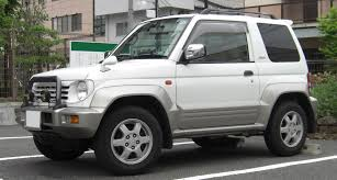 mitsubishi old models 1998 mitsubishi pajero jr u2013 pictures information and specs auto