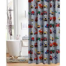 White Cotton Duck Shower Curtain Bathroom Wondrous Shower Curtain Walmart With Alluring Design For