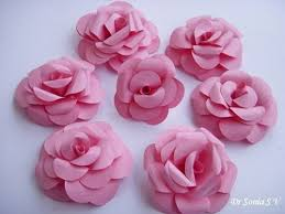 How To Make Easy Paper Flowers For Cards - 189 best 0 scanncut flowers images on pinterest paper flowers