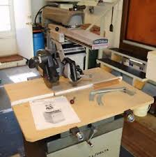 Shopmaster Table Saw Delta Radial Arm Saw Ebay