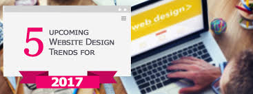 upcoming trends 2017 5 upcoming website design trends for 2017 carmatec qatar wll