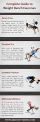 bench workout with dumbbells bench decoration