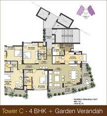 Pioneer Park Gurgaon Floor Plan 6 Floor Plan Jpg