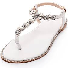 wedding shoes sandals yooziri wedding shoes wedding flats women shoes flat