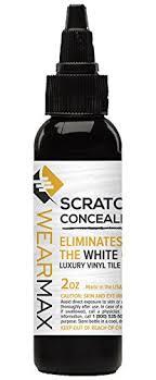 amazon com wearmax scratch concealer for luxury vinyl tile lvt