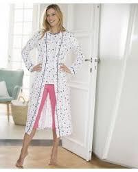 robe de chambre femme coton robe de chambre femme peignoir femme robe de chambre jersey damart