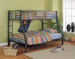 powell monster bedroom twin full bunk bed 500 192