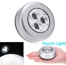 battery powered emergency lights for vehicles mini emergency touch light cordless 3 led stick tap aaa battery