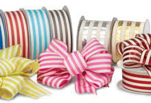 fabric ribbons stretch loops fabric twine ribbons