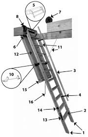 bessler stairs replacement parts