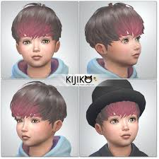 short hair with heavy bangs u2013 kijiko