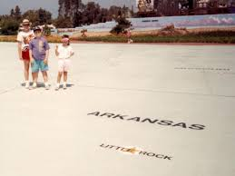 Giant Map Of The United States by The Schumin Web Childhood Days Part 2