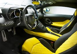 lamborghini aventador interior white lamborghini aventador with bespoke interiors and accessories by