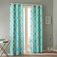 Teal And White Curtains Teal And White Curtains Teal Curtains Sheer Teal Curtains