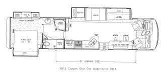 rv class c floor plans new 2015 newmar canyon star what u0027s new steinbring u0027s