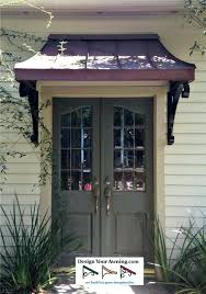 Awning Over Front Door Back Door Awning Ideas Back Door Canopy Ideas Image Result For