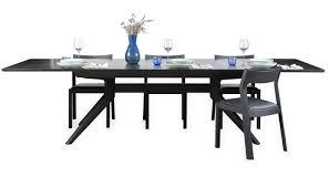 Dining Room Furniture Chemistry Modern Case Matthew Hilton Cross Extending Dining Table