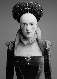 queen brooklyn hairline one of the most unusual practices was the shaving of the eyebrows