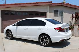 honda civic modified white honda civic si pictures posters news and videos on your