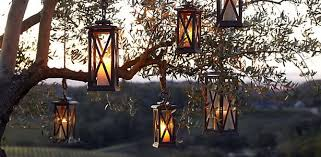 Outdoor Hanging Lights For Trees Outdoor Hanging Tree Lanterns