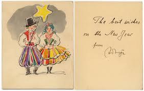 the polish christmas cards mudpuddle