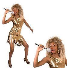 Ike Tina Turner Halloween Costumes Tina Turner Costume Ebay