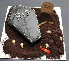 how to make a coffin how to make a coffin cake family bites