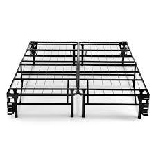 Modern Metal Bed Frame Sleep Master Platform Metal Bed Frame With Zinus Modern Studio