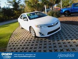 hendrick toyota used cars used cars for sale used car dealership in wilmington nc