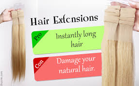 long layered hairstyles pros and cons weighing the pros and cons of hair extensions