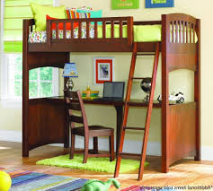 home design cool deep brown bunk bed space saver ideas with desk