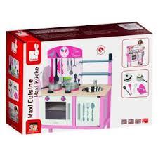 cuisine en bois jouet janod cuisine bois janod achat vente jeux et jouets pas chers