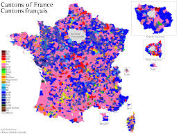 Canada French Speaking Map by March 2011 World Elections