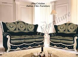 Versace Sofa Leather U0026 Fabric Sofas