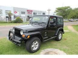 jeep 2004 for sale 2004 jeep wrangler 4 0 manual aa roadworthy auto for sale