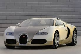 bugatti gold and gold bugatti veyron pursuitist