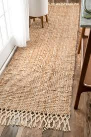 Pottery Barn Runner Rug 76 Most Exemplary Rug Runner Wonderful Jute Mauihand Woven With