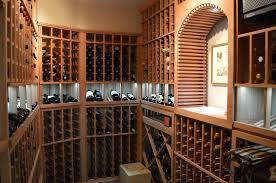 wooden wine racks wine cellars los angeles