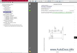 nissan nv200 m20 series service manual repair manual order