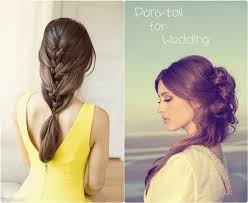 Temporary Hair Extensions For Wedding Delicate Ponytail Hairstyle Archives Vpfashion Vpfashion