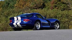 1996 dodge viper gts coupe f182 kissimmee 2015