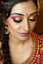 best south asian bridal makeup