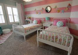 Little Girls Twin Bed Room Tour How To Build A Wood Twin Bed Frame Loccie Better
